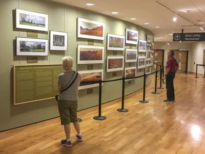 National Parks focus of Visitor Center exhibit