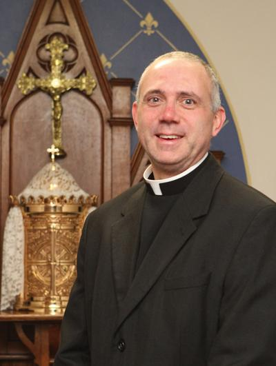 Getting to Know... Rev. John Bruce Bateman Jr.