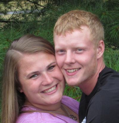 Helayna and Mitchell Thomas