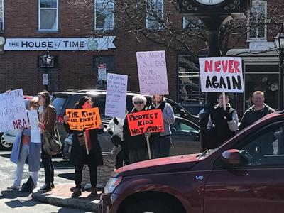 Citizens stage local March for Our Lives