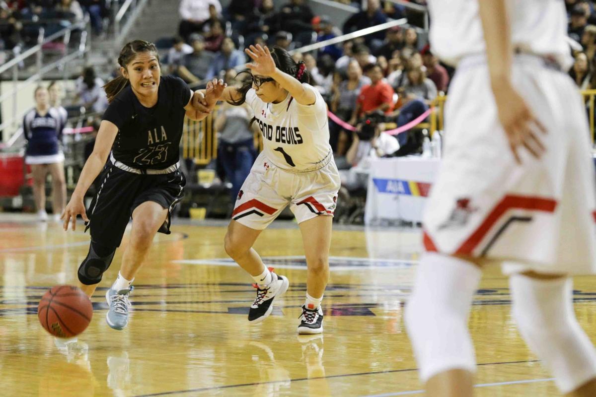 American Leadership Academy-Gilbert North's girls basketball