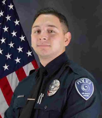 Gilbert Officer Rico Aranda