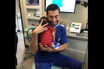 Gilbert dentist Dr. Hamed Rezakhan
