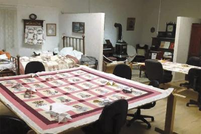 HD South's Art of Quilting Exhibit