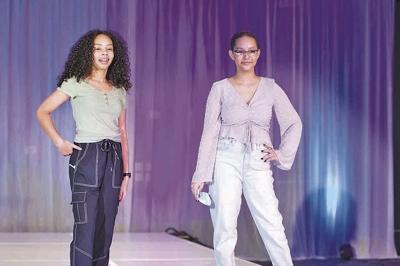 Children's Cancer Network fashion show