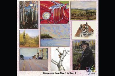 Gilbert Visual Art League's artwork
