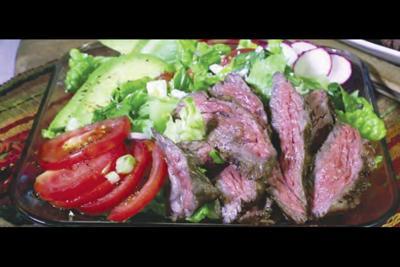 With greens or tacos, carne asada is a Southwest gem