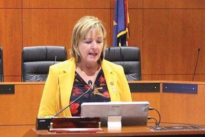 Republican State Rep. Regina Cobb