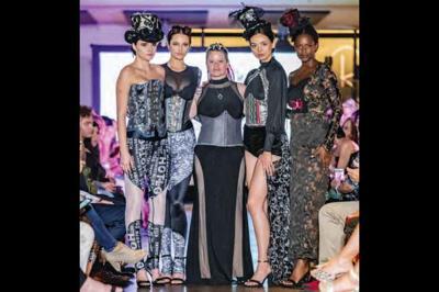 Chandler clothing designer Nicole Willis