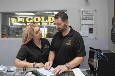 gold pawn shop