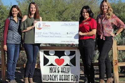 100+ Women Who Care Valley of the Sun to Nick & Kelly Children's Heart Fund