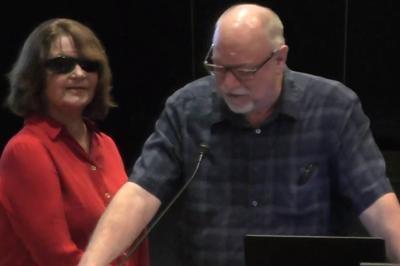 Susan and Jeff Williams
