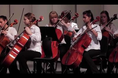 East Valley Youth Symphony