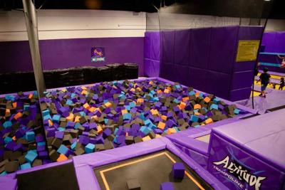 The Altitude Trampoline Park in Gilbert