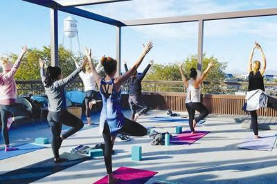 Rooted Community Yoga Project