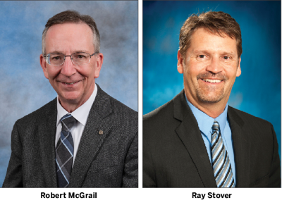 McGrail retires as head of MidMichigan Medical Center – West Branch, Ray Stover steps into position
