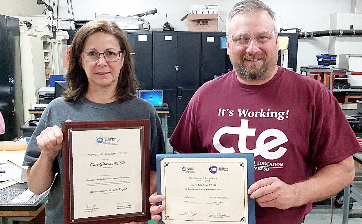 Natef Accreditation Boosts Cte Auto Tech Program Community