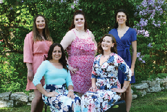 Miss Beaverton contestants