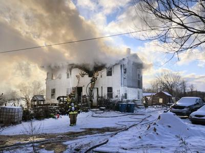 McCulloch house fire