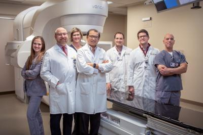 Advancing the fight against cancer with the TrueBeam Radiotherapy System