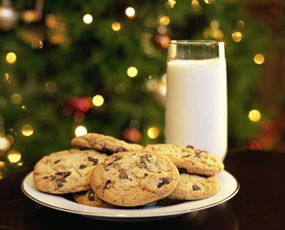 Enjoy Milk And Cookies With Santa At Beaverton Middle School