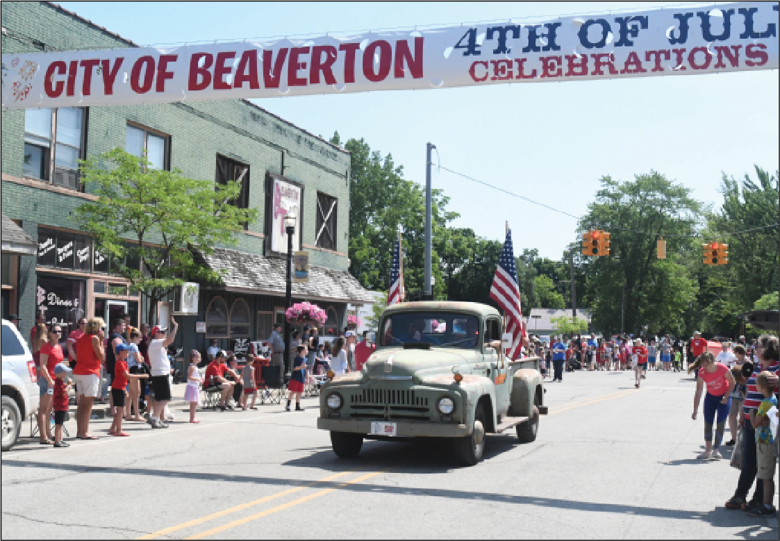 Crowds turned out in force for the annual 4th of July Parade through downtown Beaverton on Thursday, July 4.