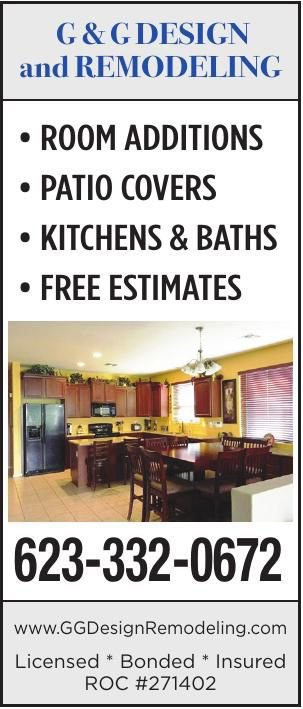 G&G Design and Remodeling
