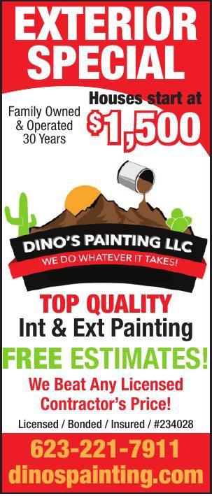 Dinos Painting