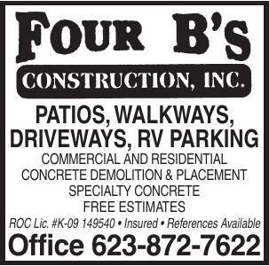 Four B's Construction