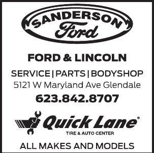 Sanderson Ford & Lincoln