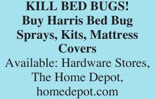 Harris Bed Bug Removal