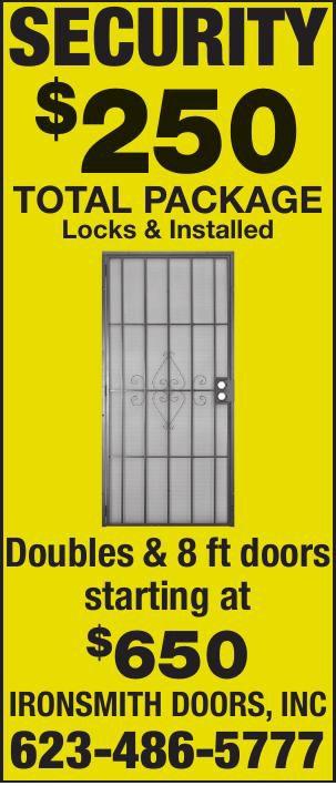 Ironsmith Doors Security