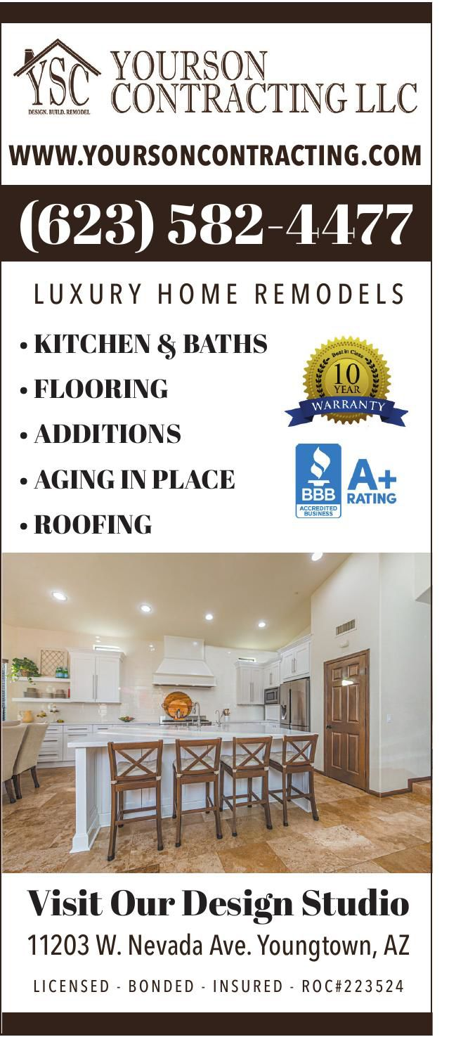 WWW.YOURSONCONTRACTING.COM