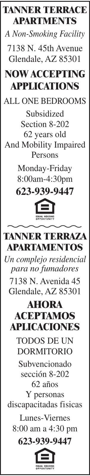 Tanner Terrace Apartments