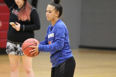 Same faces, new goal for Ironwood Ilicia Zamorano hoops