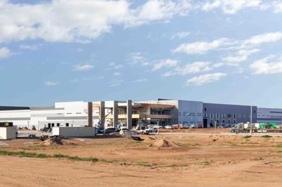 Red Bull Distribution Center