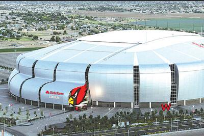 Verizon Super Bowl Central in Downtown Phoenix