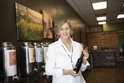 Oil, vinegar store brings new flavors to Glendale