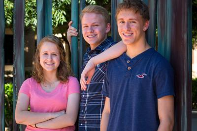 The Moen triplets are ready to make their mark at Barrett