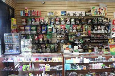 manager of Peace Smokeshop and Vape Peoria