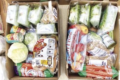 Maricopa County area food banks
