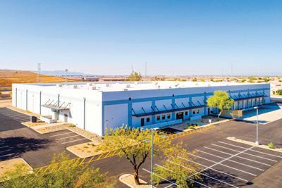Logistics acquires building in Glendale