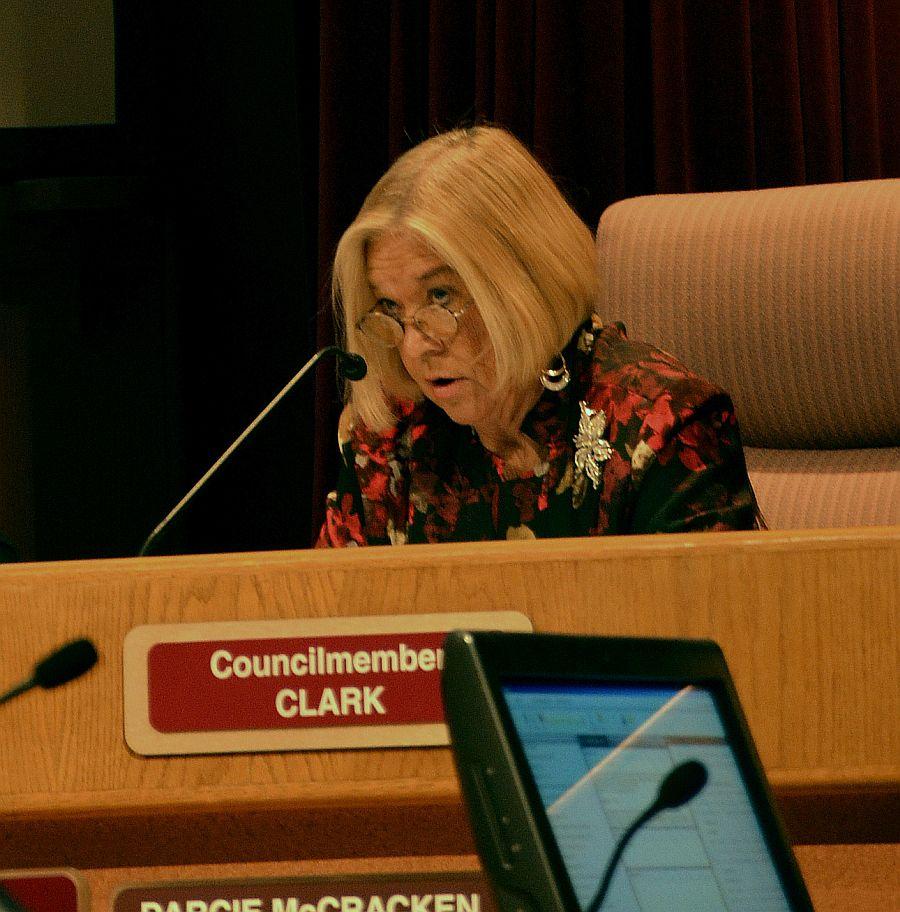 Councilmember Joyce Clark