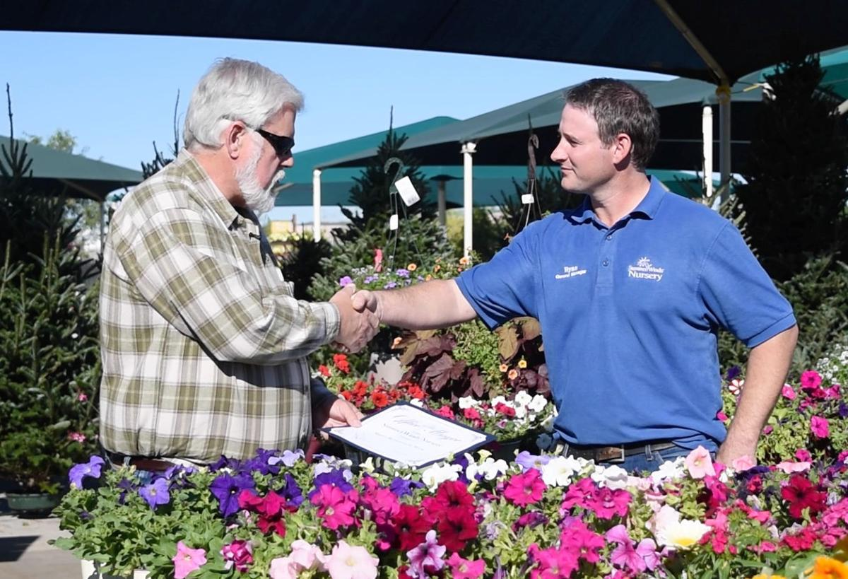 Mayor Jerry Weiers Gives Green Thumbs Up To Summer Winds