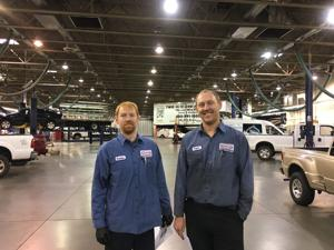 Sanderson Ford Adds More Master Techs - Sanderson ford car show