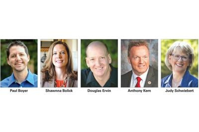 District 20 candidates