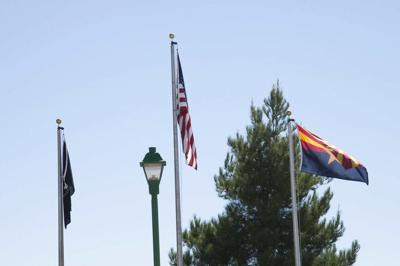 Flags in Arizona