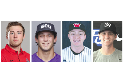 Local players selected by teams in MLB Draft