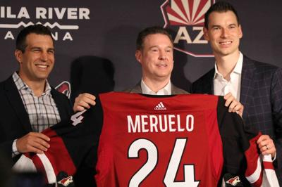 Coyotes introduce new majority owner