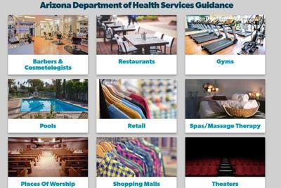 Arizona Dept of Health Services